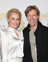 PASADENA, CA - FEBRUARY 9: Josie Bissett, Jack Wagner, at the Hallmark Channel and Hallmark Movies &amp; Mysteries Winter 2019 TCA at Tournament House in Pasadena, California on February 9, 2019. <br /> CAP/MPI/FS<br /> &copy;FS/MPI/Capital Pictures