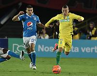 Millonarios vs Atletico Nacional, 07-06-2017. LA I_2017 Semifinal Ida