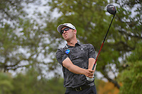 Seamus Power (IRL) watches his tee shot on 2 during day 2 of the Valero Texas Open, at the TPC San Antonio Oaks Course, San Antonio, Texas, USA. 4/5/2019.<br /> Picture: Golffile | Ken Murray<br /> <br /> <br /> All photo usage must carry mandatory copyright credit (© Golffile | Ken Murray)