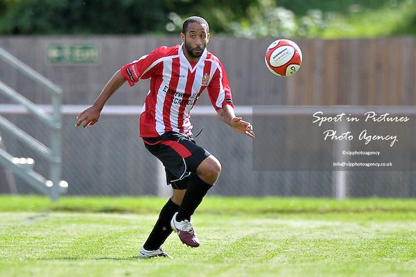 Michael Spencer (Hornchurch). AFC Hornchurch Vs Wealdstone. Ryman Premier League. The Stadium. Essex. 30/08/2010. Mandatory Credit Sportinpictures/Garry Bowden