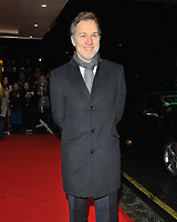 David Morrissey at the BAFTAs fundraising gala dinner & auction, The savoy Hotel, The Strand, London, England, UK, on Friday 08th February 2019.<br /> CAP/CAN<br /> ©CAN/Capital Pictures
