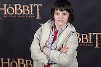 """The Hobbit: An Unexpected Journey"" premiere at the Callao cinema- Madrid."