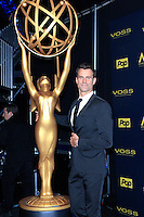 BURBANK - APR 26: Cameron Mathison at the 42nd Daytime Emmy Awards Gala at Warner Bros. Studio on April 26, 2015 in Burbank, California