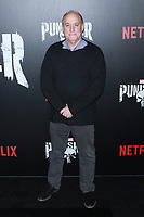 NEW YORK, NY - NOVEMBER 06: Jeph Loeb at  'Marvel's The Punisher' New York premiere at AMC Loews 34th Street 14 theater on November 6, 2017 in New York City. Credit: Diego Corredor/MediaPunch /NortePhoto.com
