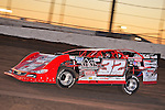 Feb 17, 2014; 6:21:47 PM;  Barberville, FL, USA;  World of Outlaws Late Model Series for 43rd Annual DIRTcar Nationals presented by Summit Racing Equipment at Volusia Speedway Park.  Mandatory Credit: (thesportswire.net)