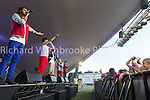The One Direction Tribute Act - Festival on the Field 5th July 2014