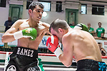 Ramez Mahmood vs Luke Flash 4x3 - Featherweight Contest