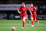 Kim Phyong Hwa (PRK), <br /> DECEMBER 11, 2017 - Football / Soccer : <br /> EAFF E-1 Football Championship 2017 Women's Final match <br /> between North Korea 1-0 South Korea <br /> at Fukuda Denshi Arena in Chiba, Japan. <br /> (Photo by Naoki Nishimura/AFLO)