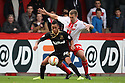 Kyle Bennett of Crawley holds off Simon Heslop of Stevenage<br />  - Stevenage v Crawley Town - Sky Bet League 1 - Lamex Stadium, Stevenage - 26th October, 2013<br />  © Kevin Coleman 2013<br />  <br />  <br />  <br />  <br />  <br />  <br />  <br />  <br />  <br />  <br />  <br />  <br />  <br />  <br />  <br />  <br />  <br />  <br />  <br />  <br />  <br />  <br />  <br />  <br />  <br />  <br />  <br />  <br />  <br />  <br />  <br />  <br />  <br />  <br />  <br />  <br />  <br />  <br />  <br />  <br />  <br />  <br />  <br />  <br />  <br />  <br />  <br />  <br />  <br />  <br />  <br />  - Crewe Alexandra v Stevenage - Sky Bet League One - Alexandra Stadium, Gresty Road, Crewe - 22nd October 2013. <br /> © Kevin Coleman 2013