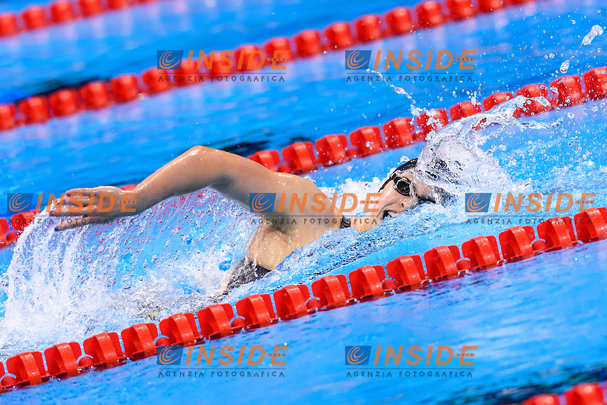 LEDECKY Katie USA Gold Medal and World Record Women's 800m freestyle <br /> Rio de Janeiro 12-08-2016 Olympic Aquatics Stadium <br /> Swimming Nuoto <br /> Foto Andrea Staccioli/Deepbluemedia/Insidefoto
