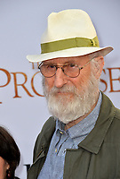 James Cromwell at the premiere for &quot;The Promise&quot; at the TCL Chinese Theatre, Hollywood. Los Angeles, USA 12 April  2017<br /> Picture: Paul Smith/Featureflash/SilverHub 0208 004 5359 sales@silverhubmedia.com