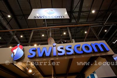 Genève, le 07.10.2009.Telecom 2009.© Le Courrier / J.-P. Di Silvestro