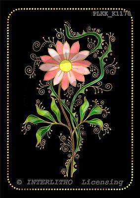 Kris, FLOWERS, paintings, PLKKK1170,#f# Blumen, flores, illustrations, pinturas ,everyday