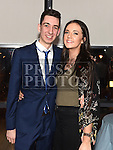 Dean Godfrey celebrating his 21st birthday in Brú with sister Shannon. Photo:Colin Bell/pressphotos.ie
