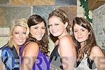 GIRL POWER: Gals in McSorleys Bar, Killarney, on New Year's Eve were Catriona Lawlor, Emer Whelan, Rachel O'Malley and Rachel Carragher.   Copyright Kerry's Eye 2008
