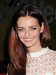 WEST HOLLYWOOD, CA- MAY 02: Actress/model Lydia Hearst attends the Jaguar North America and BritWeek present a Villainous Affair held at The London on May 2, 2014 in West Hollywood, California.