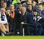 Newcastle's Steve McClaren looks on dejected<br /> <br /> Barclays Premier League- Tottenham Hotspur vs Newcastle United - White Hart Lane - England - 13th December 2015 - Picture David Klein/Sportimage