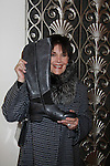 Another World Linda Dano (and OLTL, GH, AMC) attends and buys a pair of Cordani Calzature boots at 18th Annual QVC FFANY Shoes on Sale - a benefit for Breast Cancer Research and Education on October 13, 2011 at the Waldorf Astoria Hotel, New York City, New York. (Photo by Sue Coflin/Max Photos)