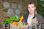 TRAIN UP: Rural development consultant, Michael Gleeson who is organising a training programme for those involved in farmers' markets in Kerry.