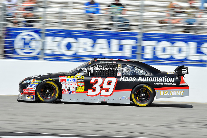 Mar 08, 2009; 2:19:14 PM; Hampton, GA, USA; NASCAR Sprint Cup Series race for the Kobalt Tools 500 at the Atlanta Motor Speedway.  Mandatory Credit: (thesportswire.net)