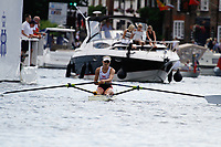 Race: 13 - Event: PRCC - Berks: 576 V.L. THORNLEY - Bucks: 575 A.K. THIELE, GER<br /> <br /> Henley Royal Regatta 2017<br /> <br /> To purchase this photo, or to see pricing information for Prints and Downloads, click the blue 'Add to Cart' button at the top-right of the page.