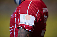 A Lincoln City shirt with special sponsors for the match<br /> <br /> Photographer Chris Vaughan/CameraSport<br /> <br /> Carabao Cup Second Round Northern Section - Bradford City v Lincoln City - Tuesday 15th September 2020 - Valley Parade - Bradford<br />  <br /> World Copyright © 2020 CameraSport. All rights reserved. 43 Linden Ave. Countesthorpe. Leicester. England. LE8 5PG - Tel: +44 (0) 116 277 4147 - admin@camerasport.com - www.camerasport.com