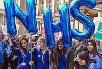 Jr Docs All Out Strike Rally, B'ham, April 2016