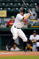 Bradenton Marauders outfielder Dan Grovatt #14 during a game against the St. Lucie Mets on April 12, 2013 at McKechnie Field in Bradenton, Florida.  St. Lucie defeated Bradenton 6-5 in 12 innings.  (Mike Janes/Four Seam Images)