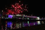 Christmas Bonanza Fireworks Drogheda 2012