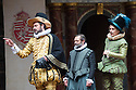 London, UK. 27.06.2015. Shakespeare's Globe presents MEASURE FOR MEASURE, by William Shakespeare, directed by Dominic Dromgoole. Photograph © Jane Hobson.