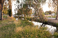 Irrigation ditch, Merced California