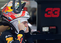 Max VERSTAPPEN (NDL) (ASTON MARTIN RED BULL RACING) during the Bahrain Grand Prix at Bahrain International Circuit, Sakhir,  on 31 March 2019. Photo by Vince  Mignott.