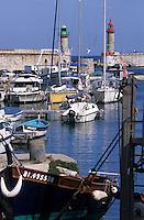 Europe/France/Corse/2B/Haute-Corse/Cap Corse/Bastia: Le port