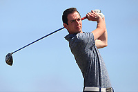 William Russell (Clandeboye) on the 17th tee during Round 2 - Strokeplay of the North of Ireland Championship at Royal Portrush Golf Club, Portrush, Co. Antrim on Tuesday 10th July 2018.<br /> Picture:  Thos Caffrey / Golffile
