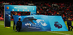 The premier League and its partnership with Sky Ocean rescue to ban plastics at all grounds during the premier league match at Wembley Stadium, London. Picture date 30th April 2018. Picture credit should read: David Klein/Sportimage