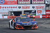 2017 Pirelli World Challenge<br /> Toyota Grand Prix of Long Beach<br /> Streets of Long Beach, CA USA<br /> Sunday 9 April 2017<br /> Peter Kox<br /> World Copyright: Richard Dole/LAT Images<br /> ref: Digital Image RD_LB17_521