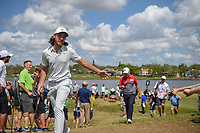 Tommy Fleetwood (ENG) makes his way to 7 during round 4 of the Arnold Palmer Invitational at Bay Hill Golf Club, Bay Hill, Florida. 3/10/2019.<br /> Picture: Golffile | Ken Murray<br /> <br /> <br /> All photo usage must carry mandatory copyright credit (© Golffile | Ken Murray)