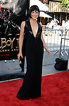 """Actress Selma Blair arrives at the 2008 Los Angeles Film Festival's """"HellBoy: II The Golden Army"""" Premiere at the Mann Village Westwood Theater on June 28, 2008 in Westwood, California."""