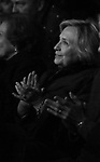 Hillary Clinton attends The 2nd Annual Night Divine Holiday Concert starring Cynthia Erivo and Shoshana Bean at the Apollo Theatre on December 16, 2019 in New York City.