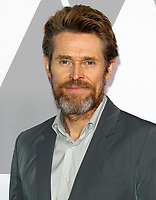05 February 2018 - Los Angeles, California - Willem Dafoe. 90th Annual Oscars Nominees Luncheon held at the Beverly Hilton Hotel in Beverly Hills. <br /> CAP/ADM<br /> &copy;ADM/Capital Pictures