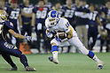 "Shunsuke Wada (Fighters), JANUARY 3, 2012 - American Football : American Football Japan Championship ""Rice Bowl"" between Obic Seagulls 38- 28 Kansei Gakuin University Fighters at Tokyo Dome, Tokyo, Japan. (Photo by Yusuke Nakanishi/AFLO SPORT) [1090]"