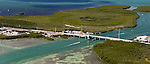 Florida Keys Aerials, Snake Creek.