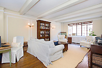 Living Room at 102 West 85th Street