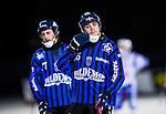 Uppsala 2013-11-13 Bandy Elitserien IK Sirius - IFK Kung&auml;lv :  <br /> Sirius Daniel B&auml;rnesk&auml;r  ser nedst&auml;md ut<br /> (Foto: Kenta J&ouml;nsson) Nyckelord:  depp besviken besvikelse sorg ledsen deppig nedst&auml;md uppgiven sad disappointment disappointed dejected