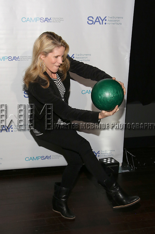 attends the 5th Annual Paul Rudd All-Star Bowling Benefit for (SAY) at Lucky Strike Lanes on February 13, 2017 in New York City.