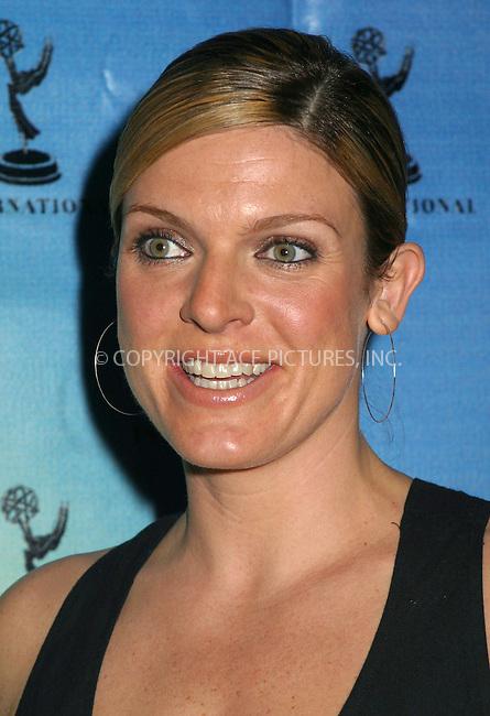 TV actress Molly Price at the 30th Internationla Emmy Awards in New York.  November 25, 2002. Please byline: Alecsey Boldeskul/NY Photo Press.   ..*PAY-PER-USE*      ....NY Photo Press:  ..phone (646) 267-6913;   ..e-mail: info@nyphotopress.com