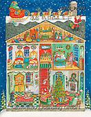 Ingrid, CHRISTMAS SYMBOLS, WEIHNACHTEN SYMBOLE, NAVIDAD SÍMBOLOS, paintings+++++,USISPROV1,#xx#