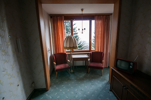 Another forgotten hotel in the Black Forest