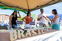 International Fiesta 2017 - Drill Field festival.  Brasil food booth.<br />