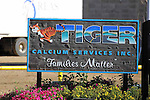 TIGER CALCIUM SERVICES NEAR SLAVE LAKE